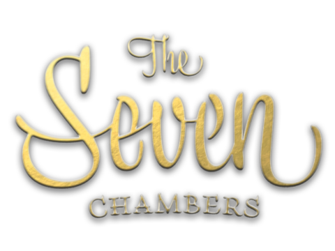 The Seven Chambers Gold Logo